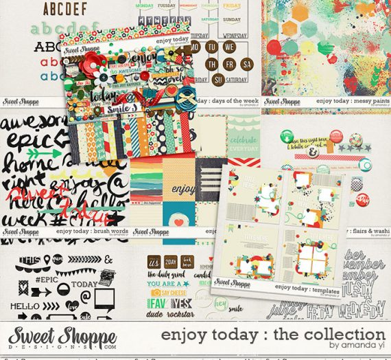 New Release: Enjoy Today : The Collection