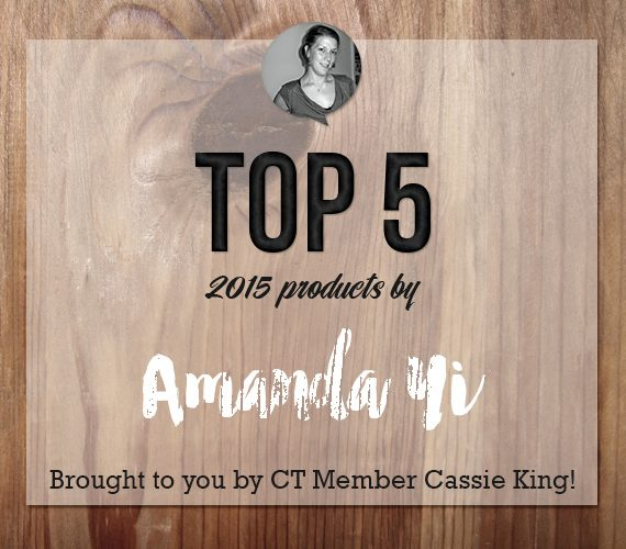 Top 5 AYD Products of 2015!