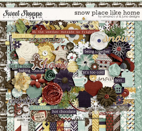 New Release: Snow Place Like Home