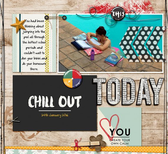 Tutorial Tuesday: Journaling with Journal Cards