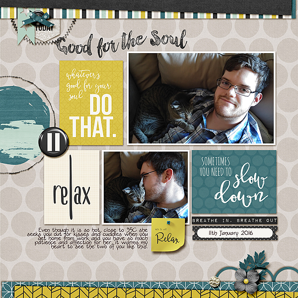 Tutorial Tuesday – Scrapbooking 1,2,3