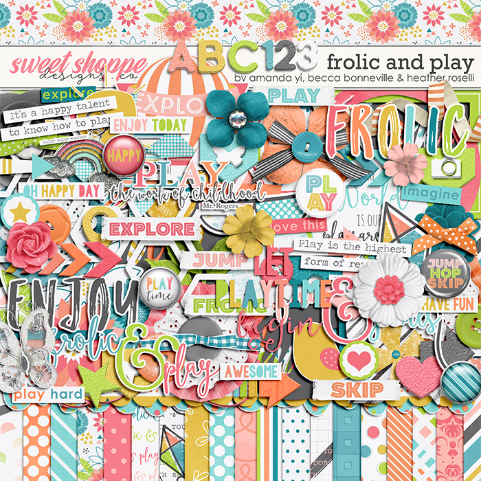 New Release: Frolic & Play