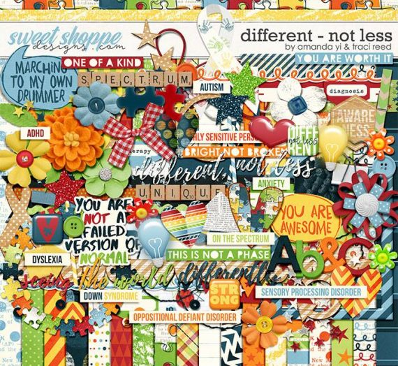 New Release: Different Not Less