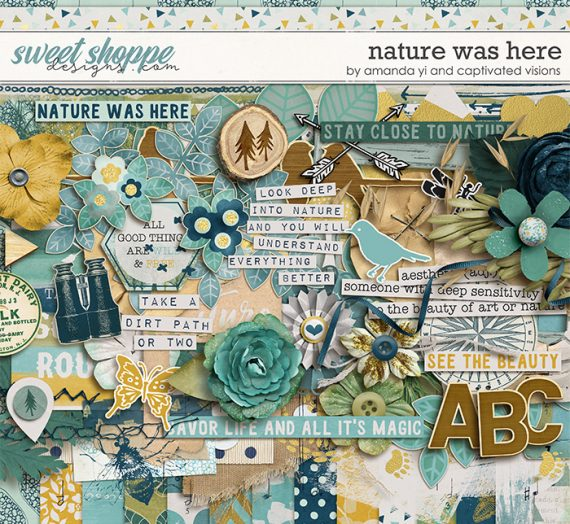 New Releases: Nature Was Here & My Zodiac – Gemini