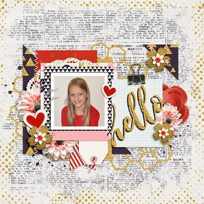 Using Guilty Pleasures by Amanda Yi Designs and March 2015 freebie template by Tickled Pink Studio (Becca Bonneville)