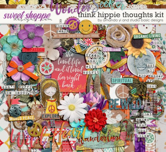 New Releases: You're my Person & Think Hippie Thoughts