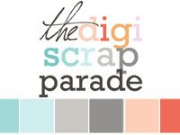 DigiScrap Parade August 2016 Freebie Hop!