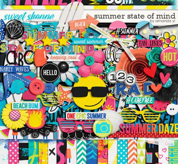 New Release: Summer State of Mind