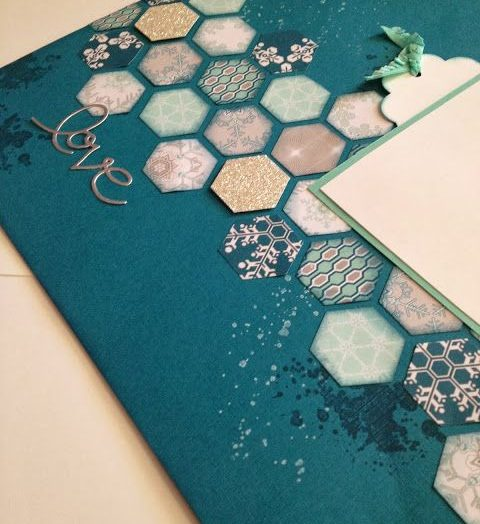Scrapping with Hexagons