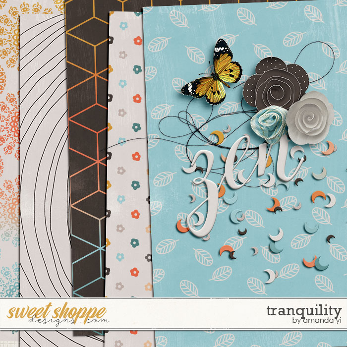 DigiScrap Parade August 2017 Freebie Hop!