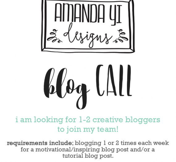 Blogger Call Too!? You Don't Say! :)